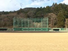 明星山公園野球場