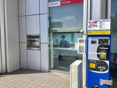三菱UFJ銀行堺駅前支店_施設外観