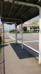 「クリーンセンター」バス停留所
