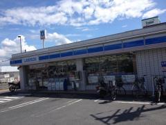 ローソン奈良宝来町店