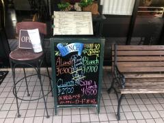 京成 大久保 ランチ レストラン バロック