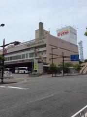 「長野バスターミナル」バス停留所