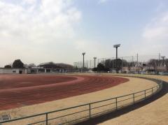 新座市総合運動公園陸上競技場