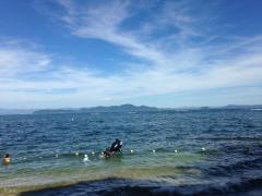 近江舞子北浜水泳場