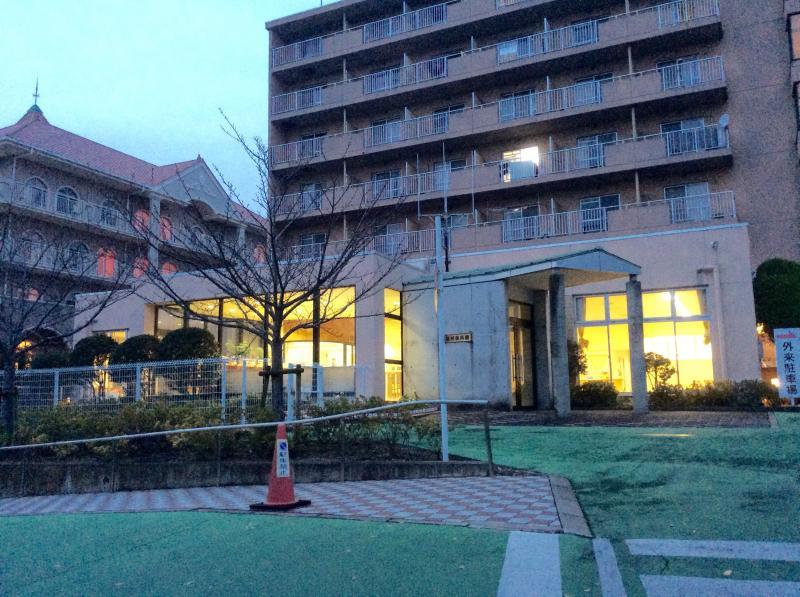 緑豊かな心休まる施設です。