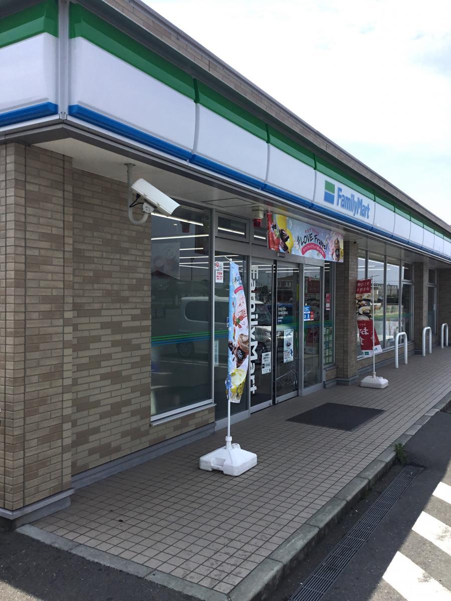 ファミリーマート 梅満町店_施設外観