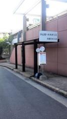 「イオン桑名ショッピングセンター」バス停留所