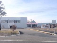 森町民体育館
