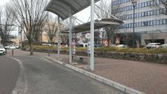 「産業文化センター」バス停留所