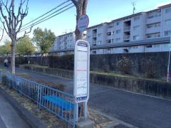 「伊加賀西町」バス停留所