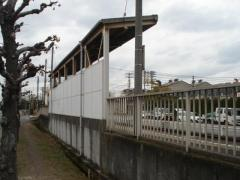 三菱自工前駅