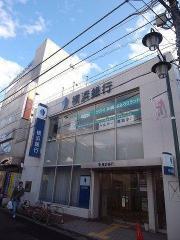 横浜銀行読売ランド駅前支店