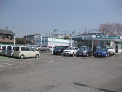 中部三菱自動車販売知多阿久比店