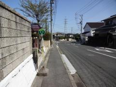 「F若林」バス停留所