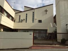 日本基督教団 長原教会