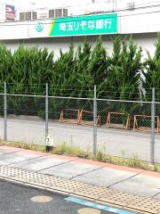 埼玉りそな銀行蕨支店_施設外観