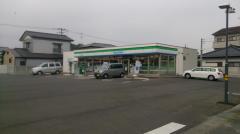ファミリーマート石岡国府店