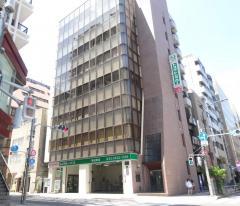 トヨタレンタリース東京浜松町店_施設外観