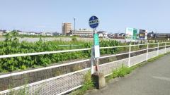 「大津北」バス停留所