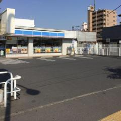 ローソン 東岩槻駅北口店_施設外観