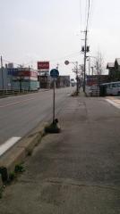「三交桑名」バス停留所