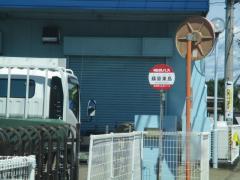 「蘇原東島」バス停留所