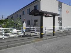 「藤の木新町」バス停留所