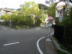 「岐阜薬大」バス停留所