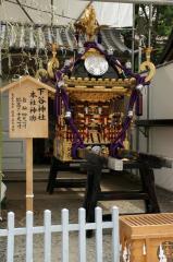 下谷神社大祭