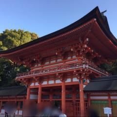 下鴨神社(賀茂御祖神社)