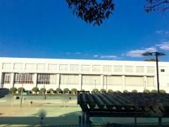 国分運動公園陸上競技場