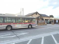 「勿来駅前」バス停留所