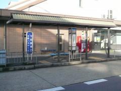 「竹田駅東口」バス停留所
