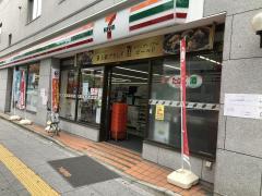 セブンイレブン 大阪福島2丁目店_施設外観