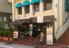カフェ・ド・クリエ岡本店