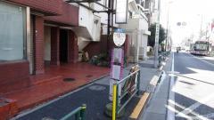 「小岩駅入口」バス停留所