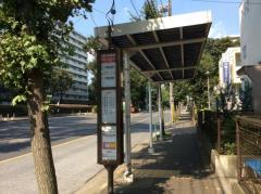 「希望ケ丘団地」バス停留所