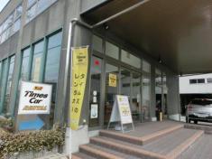 タイムズカーレンタル奈良店