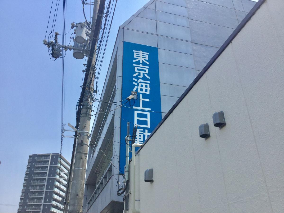 東京海上日動火災保険株式会社 枚方支社_施設外観