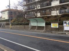 「東山」バス停留所