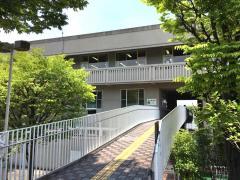 堺市立南図書館栂分館_施設外観