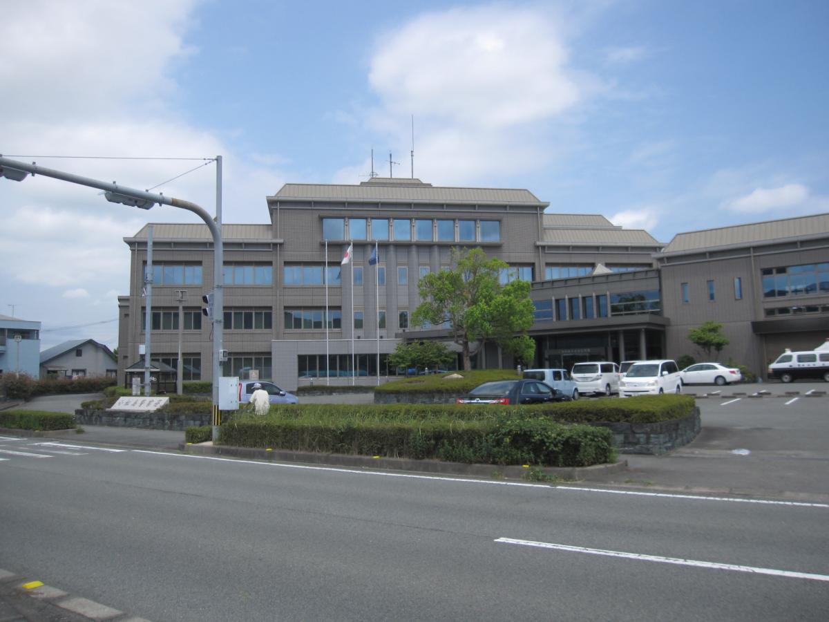 小松島警察署_施設外観