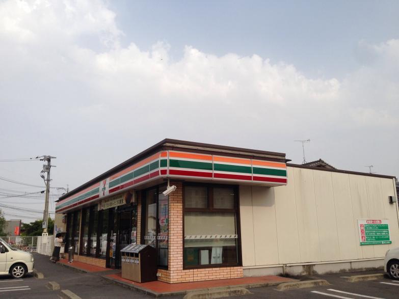セブンイレブン 佐賀新郷本町店_施設外観