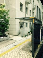 「市役所前(松山市)」バス停留所