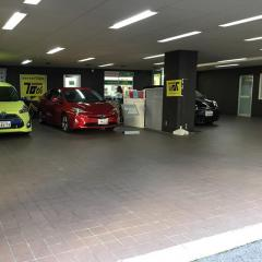 トヨタレンタリース兵庫三宮店