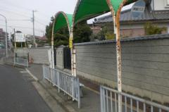 「東松江」バス停留所