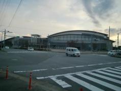 龍ヶ崎市総合体育館たつのこアリーナ