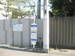 「初島町」バス停留所