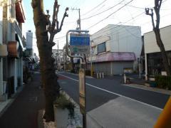 「エーダンモール深沢」バス停留所