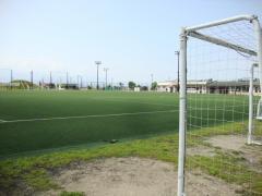 野洲川歴史公園サッカー場